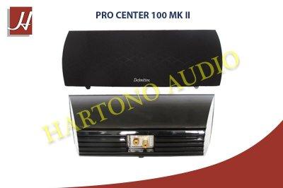 pro center 100 mk ii