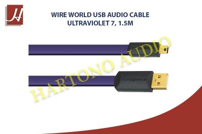 ULTRAVIOLET 7 AUDIO CABLE USB
