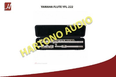 YAMAHA FLUTE YFL 222